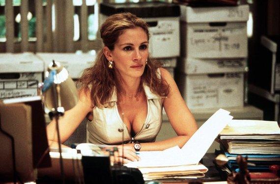"Vida Press nuotr./Julia Roberts filme ""Erina Brokovič"" (2000 m.)"