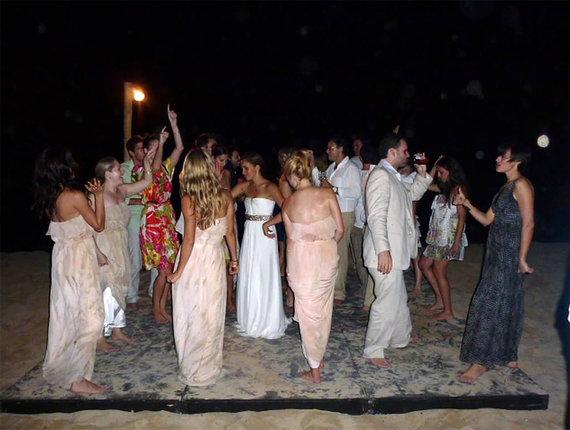 Scanpix/MEGA nuotr./Pirmosios Meghan Markle vestuvės Jamaikoje