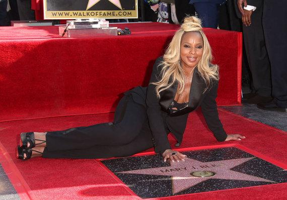 "AFP/""Scanpix"" nuotr./Mary J. Blige"