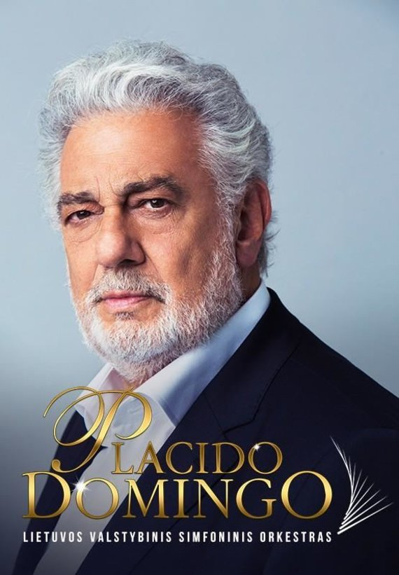 """""""Live Nation Lietuva"""" nuotr./Operos karaliaus Placido Domingo dovana – vasario 16-osios koncertas Lietuvoje"""