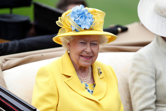 """""""Reuters""""/""""Scanpix"""" nuotr./Karalienė Elizabeth II"""