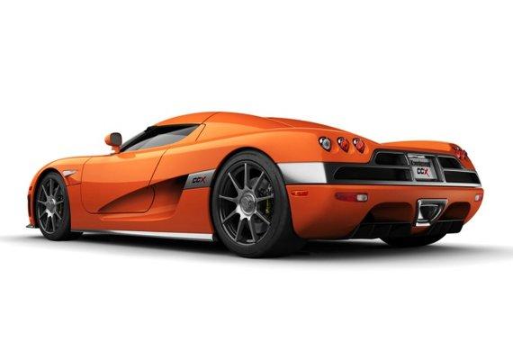 "Gamintojo nuotr./""Koenigsegg CCX"": 395 km/h"