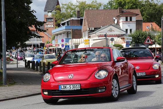 """""""Beetle Sunshinetour"""" renginys Vokietijoje"""