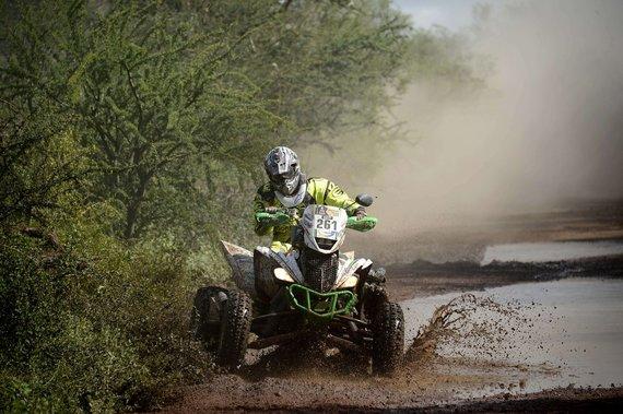 """Scanpix"" nuotr./Dakaro bekelės maratono 12-as etapas"