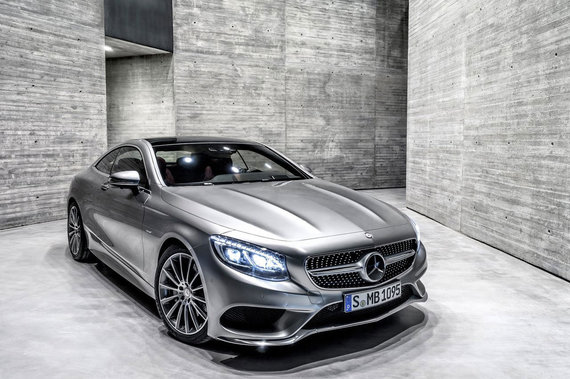"""""""Mercedes-Benz S Class Coupe"""""""