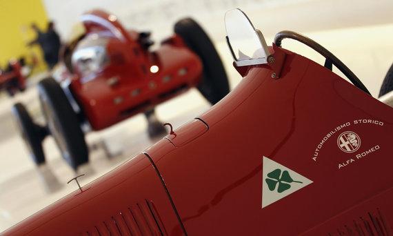 """Scanpix"" nuotr./""Alfa Romeo 158"" (1938 m.)"