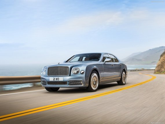 "1. ""Bentley Mulsanne"""