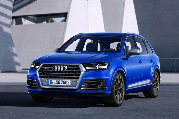 """""""Audi SQ7"""""""