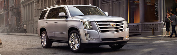 """Cadillac Escalade Platinum"""