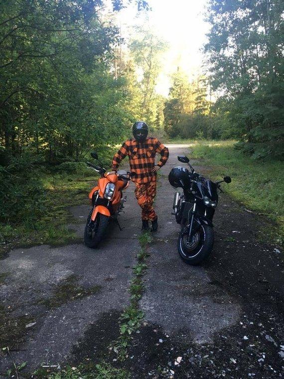 Asmeninio archyvo nuotr./Julius Jankauskas