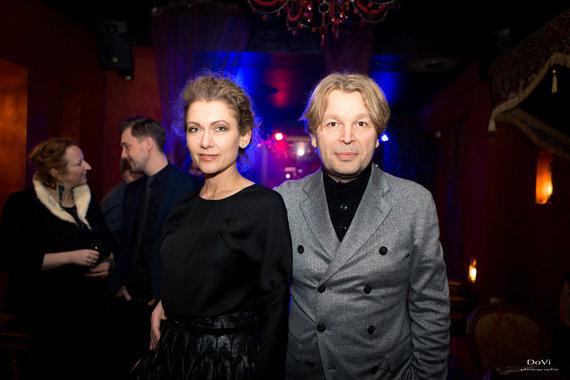 D.Lopetaičio nuotr./Ramunė Piekautaitė ir Kęstutis Verslovas