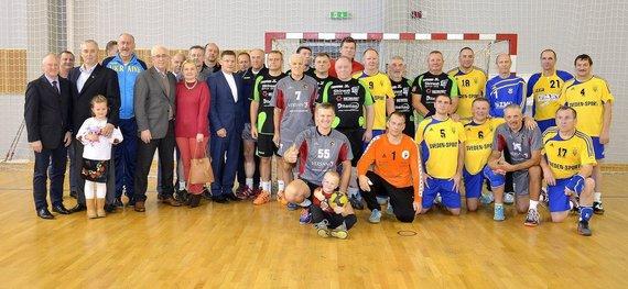 Nuotr. iš Ukrainos ambasados Lietuvoje archyvo/Ukrainos ambasadoriaus taurės turnyras