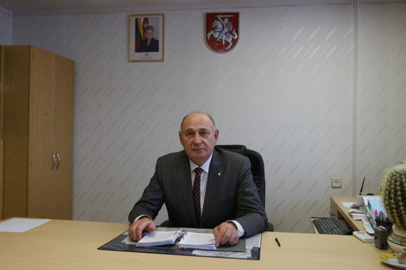 Nuotr. iš taurages.teismai.lt/Tauragės apylinkės teismo pirmininkas Egidijus Mockaitis