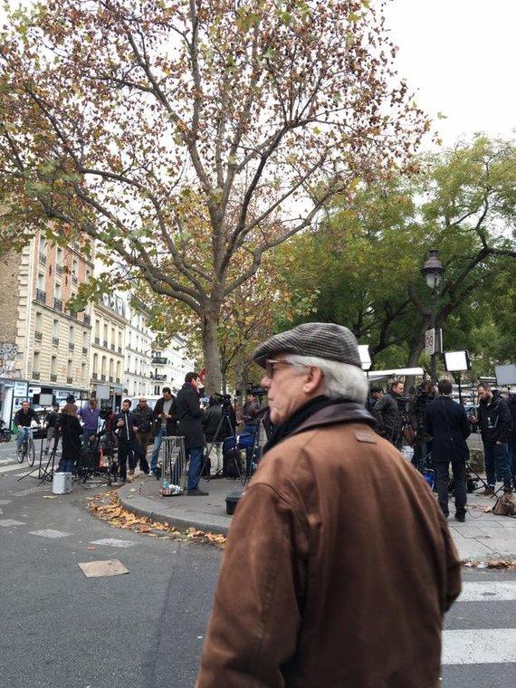 S.Baturos nuotr./Paryžius po teroro atakų