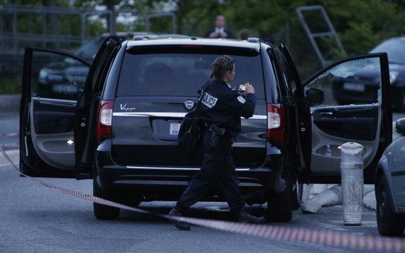 "AFP/""Scanpix"" nuotr./Helene Pastor automobilis"