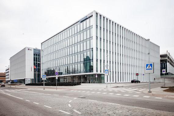 """B.Petruškaitės nuotr./""""Danske Bank"""" Globalių paslaugų centro biuras"""