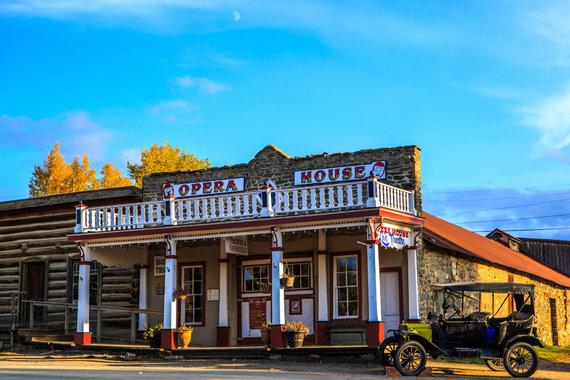 wikimedia.org/Virdžinija Sitis, Montana, JAV