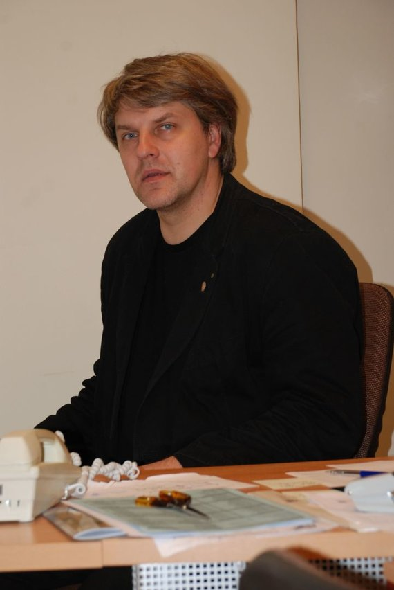 Asmeninio archyvo nuotr./Maisto istorikas, profesorius Rimvydas Laužikas