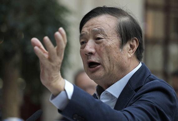 """""""Scanpix""""/AP nuotr./Renas Zhengfei"""