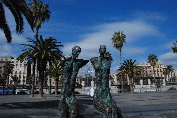J.Lapienytės nuotr./Barselona: miestas jūsų jau nekenčia, bet vis tiek bandys pasipelnyti