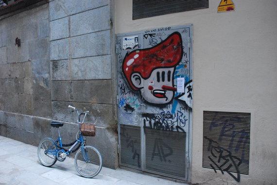 J.Lapienytės nuotr./Barselona