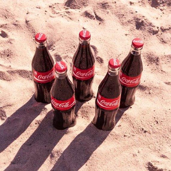 """""""Coca Cola"""" nuotr./""""Coca Cola"""" reklama"""