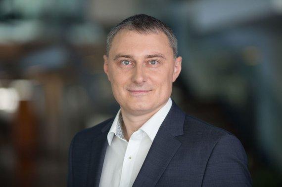 """""""Swedbank"""" nuotr./Gediminas Misevičius, """"Swedbank"""" IT padalinio Lietuvoje vadovas"""