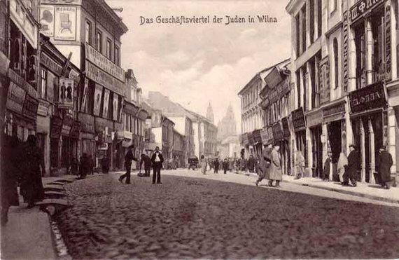 1915 m. Vokiečių g.