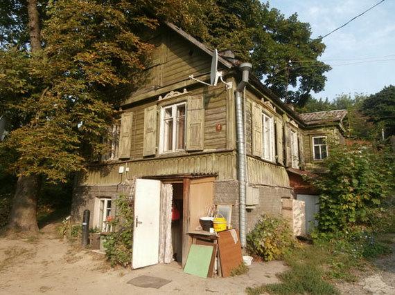Vilniaus sav. nuotr./Stepono Batoro g. 4–4
