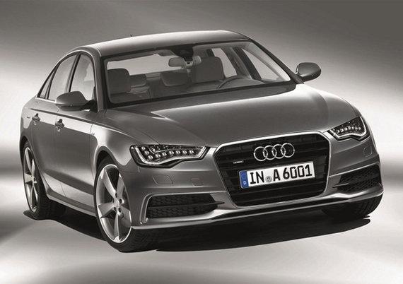 "Gamintojo nuotr./""Audi A6"""