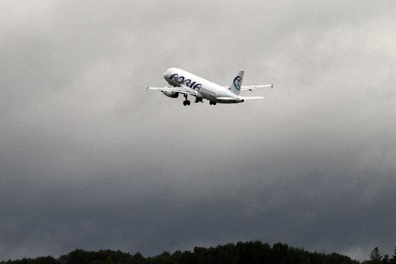 Eriko Ovčarenko / 15min nuotr./Adria Airways