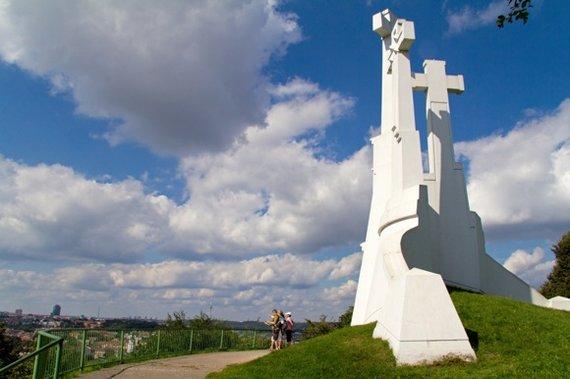 Tryjų kryžių kalnas