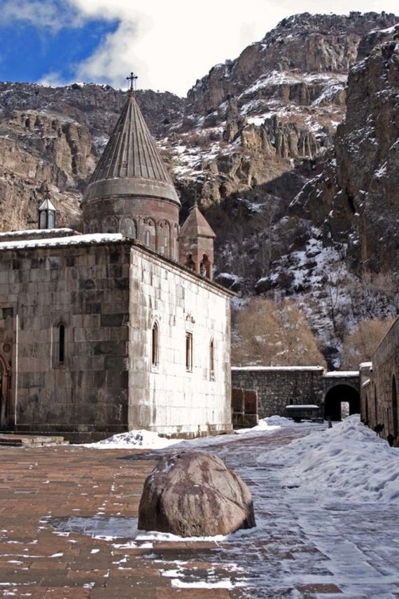 V.Samarinaitės nuotr./Geghardo vienuolynas