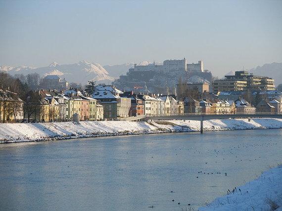 Wikimedia.org/Creativecommons nuotr./Europa žiemą keri savo pasakiškais kraštovaizdžiais ir nuotaika