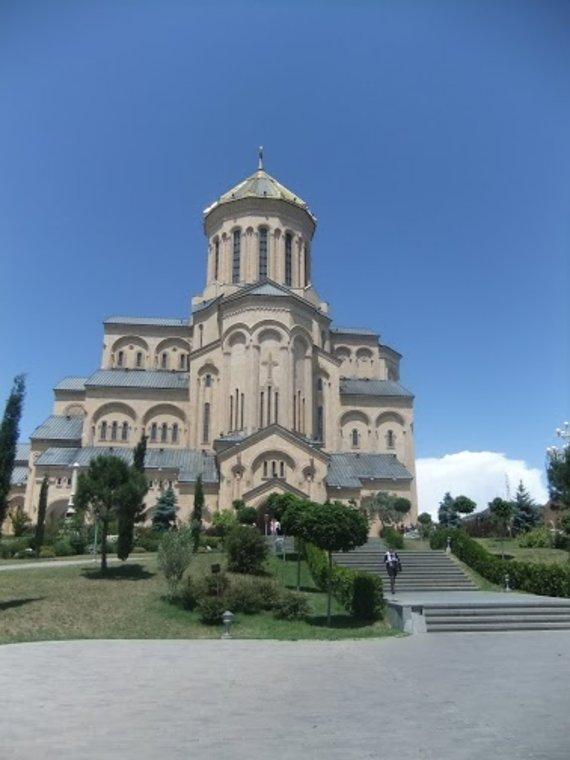 Arūnės Oškinytės nuotr./Tbilisis