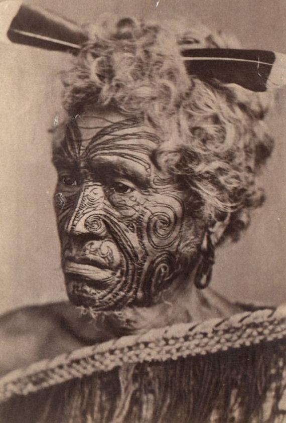 Wikimedia.org nuotr./Maoris