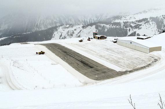 Wikipedia.org nuotr./Kurševelio oro uostas