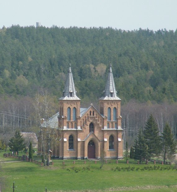 Kazitiškio bažnyčia