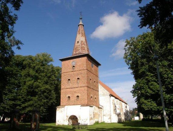 Rusnės evangelikų liuterpnų bažnyčia