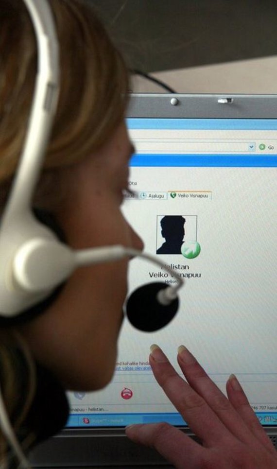 Toomas Huik / Postimees.ee /Skype.