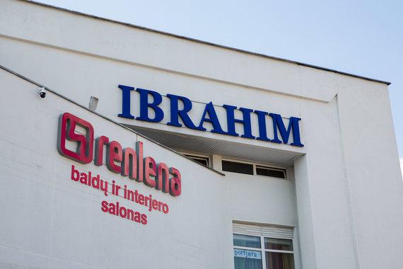 """Luko Balandžio / 15min nuotr./""""Ibrahim"""" pastatas"""