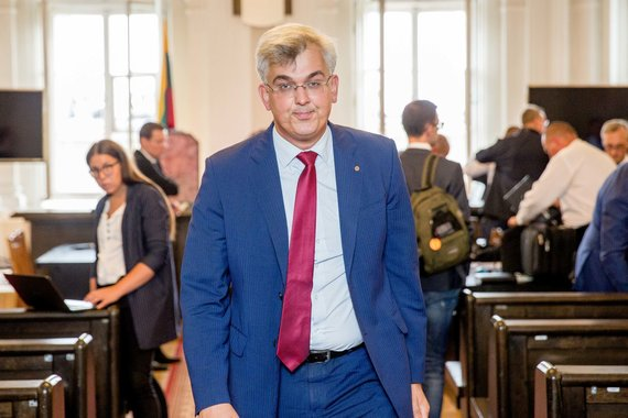 Luko Balandžio / 15min nuotr./Politinės korupcijos bylos teismo posėdis