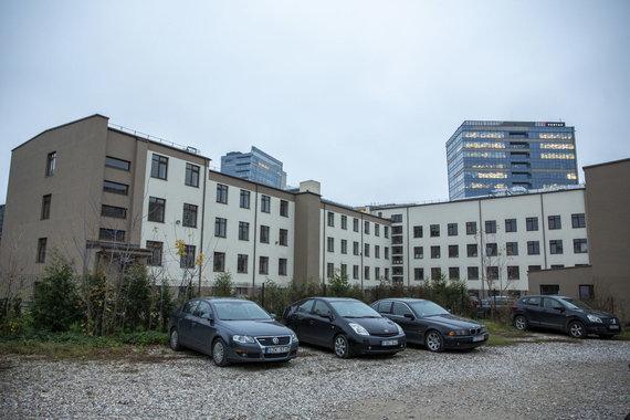 """Luko Balandžio / 15min nuotr./Vilniaus """"Genio"""" progimnazija"""