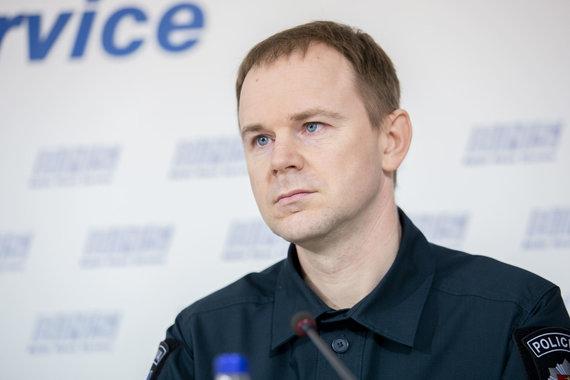 Luko Balandžio / 15min nuotr./Vitalijus Jagminas