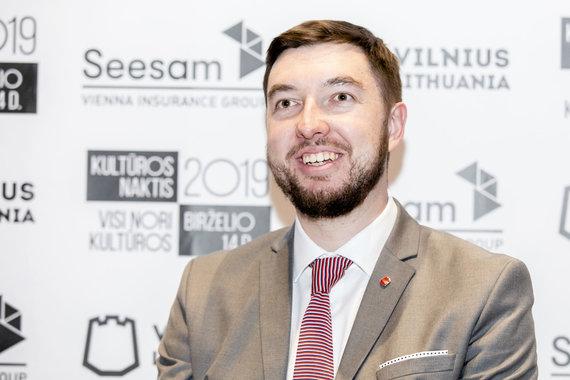 Luko Balandžio / 15min nuotr./Vytautas Mitalas