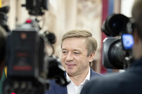 Luko Balandžio / 15min nuotr./Ramūnas Karbauskis