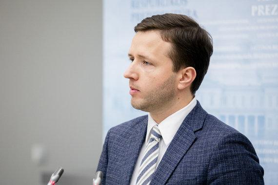 Luko Balandžio / 15min nuotr./Antanas Bubnelis