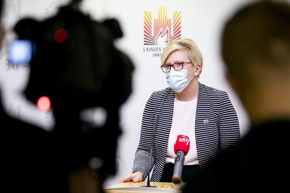 Luko Balandžio / 15min nuotr./Ingrida Šimonytė