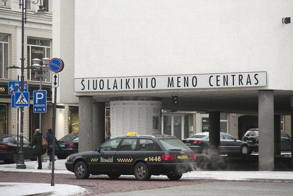 Luko Balandžio/Žmonės.lt nuotr./Šiuolaikinio meno centras