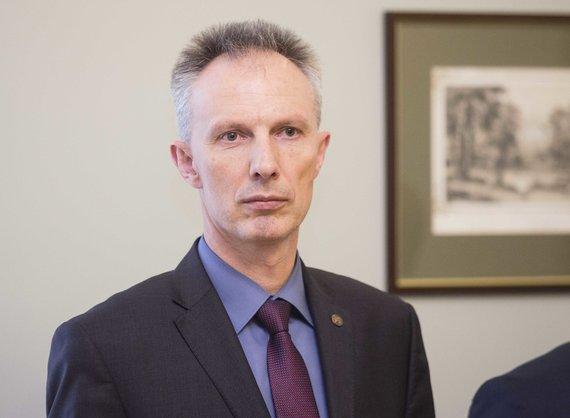 Luko Balandžio / 15min nuotr./Kęstutis Jucevičius